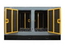 350-600kw发电机组适配静音箱