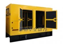 20-30kw发电机组适配静音箱