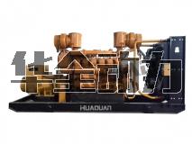 880kw济柴柴油发电机组