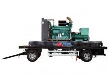 500kw玉柴移动发电机组
