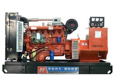 120kw潍坊发电机组