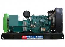 120kw潍柴中型机发电机组