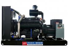 500kw上海凯普发电机组