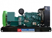 100kw潍柴中型机柴油发电机组