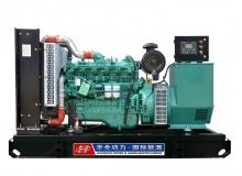 90kw玉柴柴油发电机组