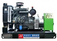 30kw潍柴中型机柴油发电机组