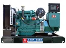 50kw潍柴中型机发电机组
