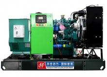 75kw潍柴中型机柴油发电机组