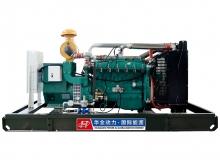 120kw潍坊天然气发电机组