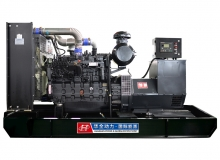 300kw上海柴油发电机组