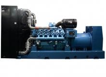 500kw潍柴发电机组