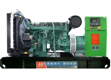200kw沃尔沃柴油发电机组