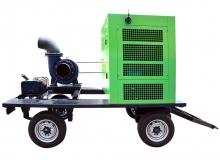 30kw潍坊里卡多混流泵机组