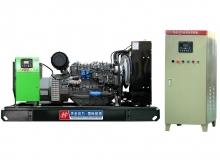150kw潍柴发电机组配ATS自动化控制柜