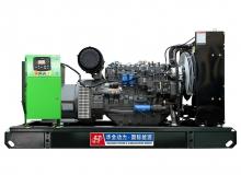 150kw潍柴中型机发电机组