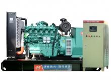 75kw玉柴发电机组配ATS自动化控制柜