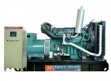 300kw沃尔沃发电机组配ATS自动化控制柜