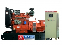30kw潍坊发电机组配ATS自动化控制柜