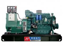 120kw潍柴中型机船用发电机组
