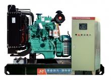 50kw康明斯发电机组配ATS自动化控制柜