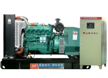 100kw玉柴发电机组配ATS自动化控制柜