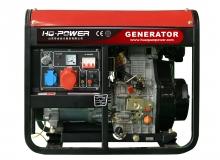 7kw常柴柴油发电机组