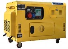 8kw陆虎柴油发电机