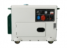 5kw常柴静音柴油发电机组