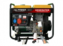 5kw常柴柴油发电机组