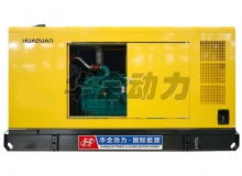 75-120kw发电机组适配普通防雨棚