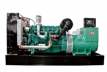 200kw潍柴发电机组