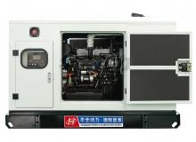 75-120kw发电机组适配静音箱