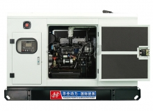 400kw静音型发电机组